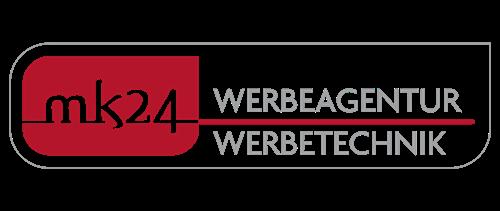 mk24 Werbeagentur - Textilveredelung - Werbetechnik