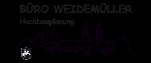 Büro Weidemüller - Hochbauplanung