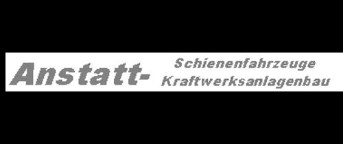 Anstatt -Schienenfahrzeuge-Kraftwerksanlagenbau GmbH